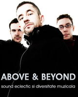 Above & Beyond - muzica trance versus sound eclectic