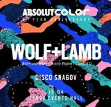 ABSOLUT COLOR 5th Year Anniversary: Wolf + Lamb, Disco Snagov
